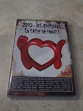 DVD - LES ENFOIRES ,,, LA CRISE DE NERFS ! 2010