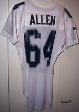 Rice Owls #64 1990's Game Used/Worn Jersey (Size 50)