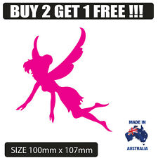 Flying Fairy sticker for car , laptop , window , fridge popular  tinkerbell type