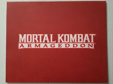 Mortal Kombat Armageddon Limited Edition Art Cell Midway