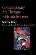Contemporary Art Therapy with Adolescents, Riley, Shirley, Good Book