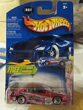 Hot Wheels SS Commodore (VT) #087 Gray w/Atomix vehicle