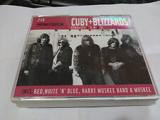 2CD CUBY & THE BLIZZARDS - SINGLES A's & B's THE COMPLETE COLLECTION 2002 VG+