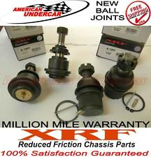 XRF Kit Dodge Ram 2500 3500 4x4 NEW IMPROVED DESIGN  Ball Joint Set 2003 - 2013