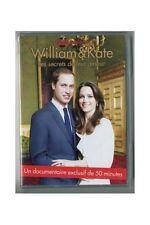 """William Et Kate """"Les Secrets De Leur Amour"""" - DVD - Neuf -"""
