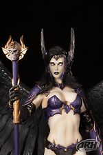 "ALYSHA~ANGEL OF DARKNESS~STATUE~40"" WINGSPAN~LE 200~ARH STUDIOS~MIB"
