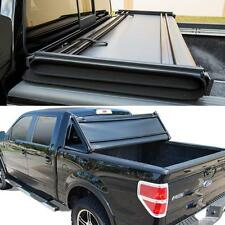 Lock & Soft Tri-fold Tonneau Cover 1997-2003 Ford F-150 6.5ft/78in Short Bed New