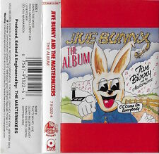 Jive Bunny: The Album by Jive Bunny & the Mastermixers Cassette 1989