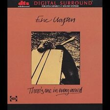 ERIC CLAPTON There's One In Every Crowd - DTS CD / High Definition Surround HDS