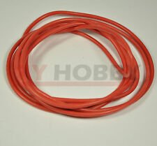 1m 12 AWG  Gauge Silicone Wire Flexible Stranded Copper Cable NEW HOT RED