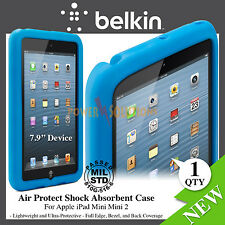 Belkin Air Protect Shock Absorbent Case for Apple iPad Mini Mini 2 Blue B2A051