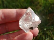 LARGE !  HERKIMER DIAMOND ! ~ NEW YORK STATE ~ HAND COLLECTED ~ 7