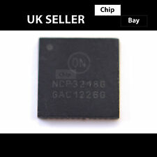 2x ON Semiconductor NCP3218G Mobile CPU Synchronous Buck Controller IC Chip