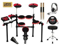 ddrum DD1 PLUS Electronic Drum Set Pro Bundle, DD1 PLUS PACK2