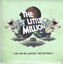 (AO956) The Little Million, You And Me Against..- DJ CD