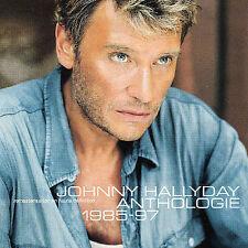 Johnny Hallyday : Anthologie 1985-1997 CD (2000)