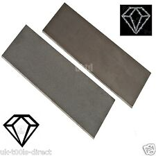 Diamond Whetstone Set 2pc Set Fine Coarse 150x50x4mm Solid
