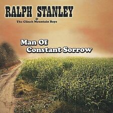 Man of Constant Sorrow Ralph Stanley & The Clinch Mountain Boys BLUEGRASS CD!
