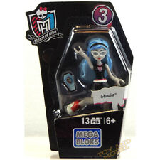 Mega Bloks Monster Ghouls skullection serie 3 High Ghoulia Yelps Mini Figura