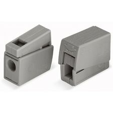 Wago 224-101 Twin Wire Lighting Connector x 20