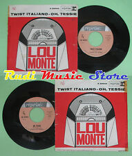 LP 45 7'' LOU MONTE Twist italiano Oh tessie 1962 italy REPRISE no cd mc dvd (*)