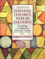 Teaching Children to Read and Write: Becoming an Effective Literacy Teacher (3rd