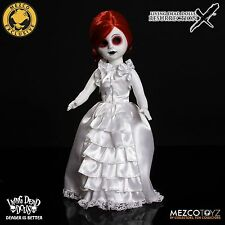 LIVING DEAD DOLLS Resurrection X Ghostly White TESSA Variant IN HAND SOLD OUT