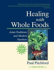 Healing with Whole Foods Paul Pitchford Over 300 Vegan Recipes Brand New WT8999