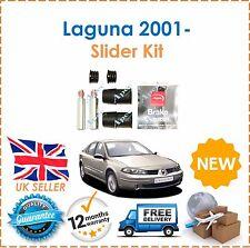 For Renault Laguna 1.6 1.8 1.9 2.0 2001- Brake Caliper Guide  Slider Pin Kit