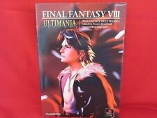 Final Fantasy VIII 8 Ultimania perfect strategy guide book / PS