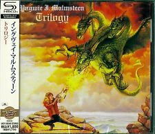 TRILOGY Remastered 2012 SHM CD by YNGWIE MALMSTEEN's RISING FORCE - Mark Boals