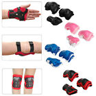 4 Colors Kids Safe Cycling Roller Skating Knee Elbow Wrist Guard Protective Pad