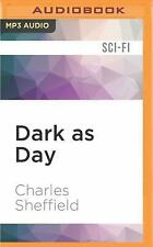 Cold As Ice: Dark As Day 3 by Charles Sheffield (2016, MP3 CD, Unabridged)