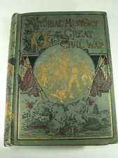 1881 PICTORIAL HISTORY OF THE CIVIL WAR John Laird Wilson Awesome Binding&Cover