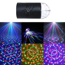 Mini Projector 3W RGB Stage Light Lighting Laser Lamp for Party Disco Bar DJ KTV