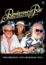 Toots, Sylvia and Sivuca: Rendezvous in Rio  DVD NEW