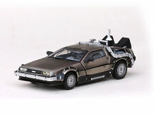 Sun Star Vitesse Back to the Future Part 2 DeLorean 1:43 Car NEW 24010