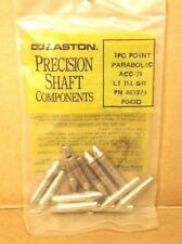 Easton Precision ACC-71 Parabolic Target Points 114 gr. - New Pack