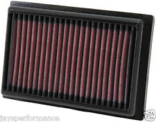 KN AIR FILTER (33-2485) FOR TOYOTA YARIS III 1.5 HYBRID 2012 - 2016