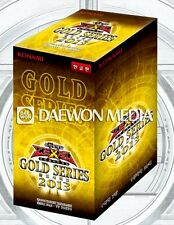 "YUGIOH CARDS  ""2013 GOLD SERIES"" BOOSTER BOX / Korean Ver"