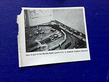 m9-4 ephemera 1958 picture hornby layout g a radford leighton buzzard