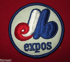 """New 1970's MLB Montreal Expos Team Patch 3"""" Wide"""