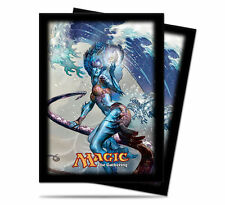 MTG Magic Deck Protectors sleeves, Born of the gods Kiora Version 1 (80 count)