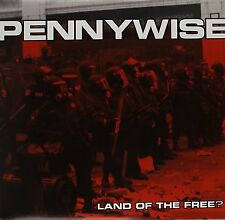 Pennywise ‎- Land Of The Free? LP - Punk Classic - SEALED new copy