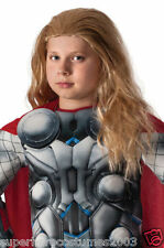 Avengers Age of Ultron Thor Child Wig Marvel Comics Rubies 36247 New