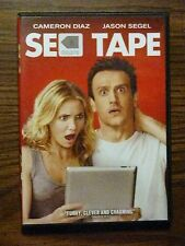 Sex Tape (DVD, 2014, Includes Digital Copy; UltraViolet)