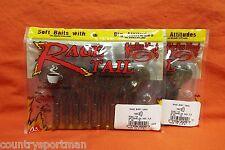 """STRIKE KING Rage Tail 3"""" Rage Baby Craw (9 cnt)(2 pcks) #RGBC-18 Wtrmln Rd Flake"""