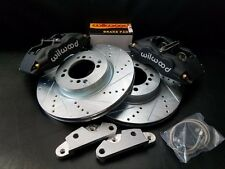 Datsun 240Z 260Z 280Z New FRONT Disc Brake 4 Piston Wilwood Complete Kit 69-78