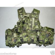 CADPAT CANADIAN DIGITAL WEBBING - MOLLE - TACTICAL VEST - CF Style