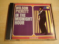 CD / WILSON PICKETT - IN THE MIDNIGHT HOUR